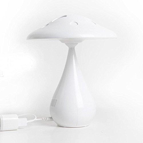 GBT Schlafzimmer Nachttischlampe Eispersönlichkeit und kreativer Designer LED Lampe Tischlampe Wohnzimmer Studie (LED-Leuchten, warmes Licht, weißes Licht, Kronleuchter, Innenbeleuchtung, Außenleuchten, (Ahsoka Kostüme)
