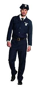 """traje adulto""""policía"""" - tamaño (especificación alemán) 54/56"""