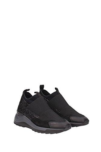 Hogan Sneakers rebel Donna - Glitter (HXW2960W170EMG) EU Nero