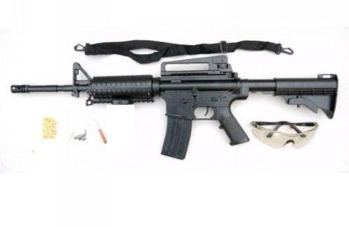 Nick and Ben Schweres XXL Sturmgewehr Softair 85cm - Softair-sturmgewehr