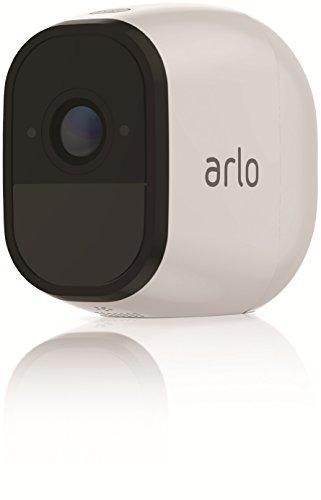 Netgear Arlo Pro VMS4130-100EUS wiederaufladbare Smart Home 1 HD-Überwachungs Kamera-Sicherheitssystem (100% kabellos - 3
