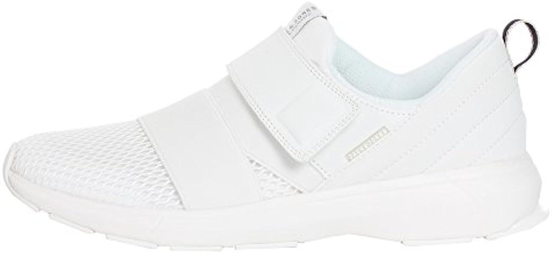 Zapatillas Jack&Jones Hombre Blanco 12121841 JFWATON Mesh Strap Bright White