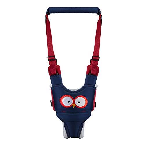 Happy Cherry - Bebés Andador Toddler de Caminar para Aprender Andar Arnés de Seguridad Caminado Ajustable - Azul
