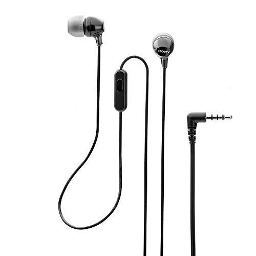 (Renewed) Sony MDR-EX14AP Headphone (Black) Image 5