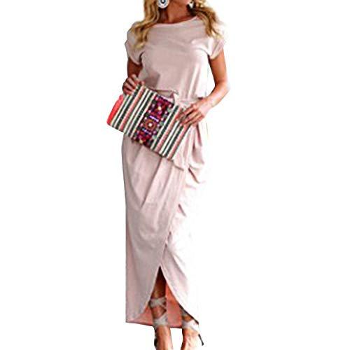 Mujer Vestido Irregular