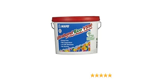 Mapei Ultrabond Eco VS90 High Temperature Vinyl Adhesive 5kg