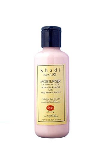 Khadi Mauri Herbals Herbal Moisturiser, 210ml