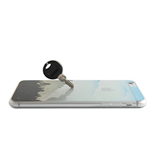 Weihnachten Hülle für iPhone 6 Plus / iPhone 6s Plus MOONMINI Ultra Dünn Weihnachten Dekoration Weiche TPU Silikon Full Body Schutz Rückseite Transparent Schutzhülle Shell für iPhone 6 Plus / iPhone 6 Dog