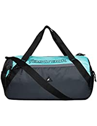 b5d98893cb2e Fastrack Polyester 18 inches Green Travel Duffle (A0720NGR01)