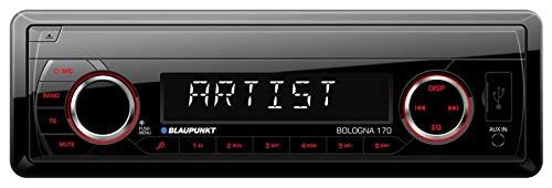 """Blaupunkt 2001017123473\""""Bologna 170 Car Auto-Radio schwarz"""