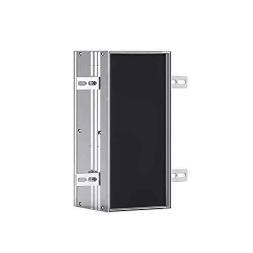 Emco asis Module Plus, módulo WC - Modelo Empotrado, 2 Compartimentos para...
