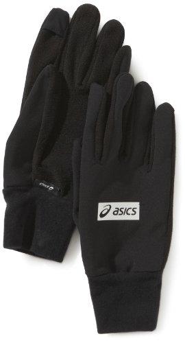 ASICS Herren Laufhandschuhe Active, performance black, S, 492534 (Running Handschuhe Asics)