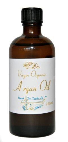 Argan Oil, Virgin Cold Pressed Pure Moroccan Organic, 100ml