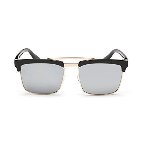 Minzhi Neue Sonnenbrille-Art- und PC-Gl?ser Eyewear Driving Reise UV400