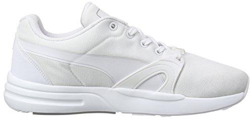 Puma  XT S, Baskets  Basses adulte mixte Blanc (White/White 03)