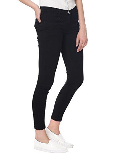 Broadstar Women Denim Black Jeans-28