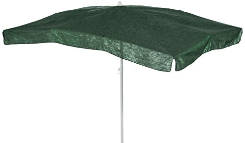 beo MM03 Balkonschirm 130/200cm - Sombrilla para patio, color verde