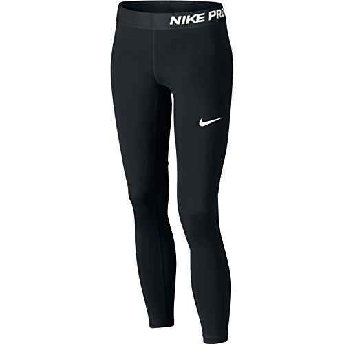 Nike Mädchen Tights G NP Black/White, XS -