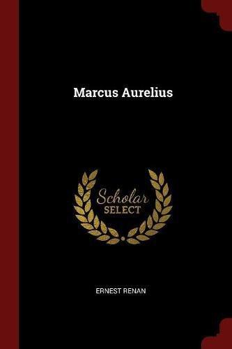 Marcus Aurelius por Ernest Renan