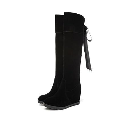 Sandalette-DEDE Mode Hochhackigen Stiefeln, schnürschuhe, Damen - Stiefel, High - Tube, vereiste Frauen - Stiefel. von Sandalette-DEDE - Outdoor Shop