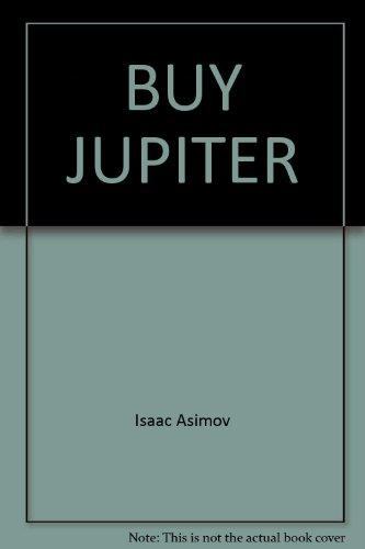 BUY JUPITER par Isaac Asimov