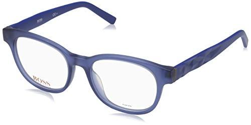 Boss orange hugo orange sonnenbrille bo-0239-f-lei-51-18-0 occhiali da sole, blu (blau), 51.0 uomo