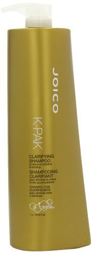 Joico K-PAK Colour Therapy Shampoo 1000 ml by Joico (English Manual)