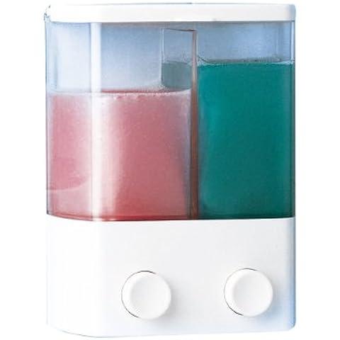 Rayen 2020 - Dispensador de jabón, con doble compartimento