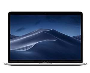Apple MacBook Pro (13 pouces, avec Touch Bar, Processeur Intel Corei5 Quadricœur de 8eGénération à2,3GHz, 256 GO) - Argent