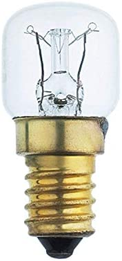 General Electric 300 Degrees Celsius Bulb for Microwave Oven 25W E14 230V