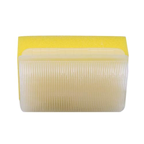 YSINFOD Bad Schwammbürste Antibakterielle Schwammwäscher Weiche Massagebürste Badzubehör für Baby, Kleinkinder -