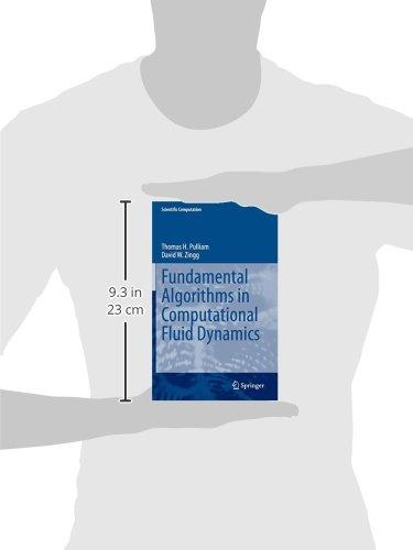 Fundamental Algorithms in Computational Fluid Dynamics (Scientific Computation)