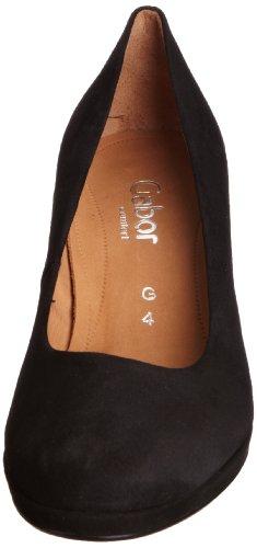 Gabor Chaussures Gabor Comfort, Chaussures À Talons Noires Pour Femmes (schwarz (schwarz))