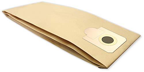 5 Filter-säcke für Kärcher NT 351 Eco Profi und einsetzbar für 6.904-076