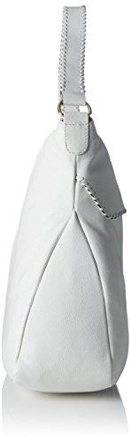 Tosca Blu - Kim, Borsa a spalla Donna Bianco