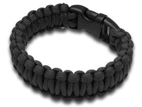 Other Wilson TAC Black Paracord 9\