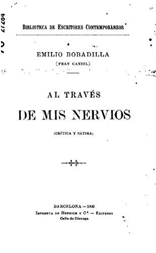 Al través de mis nervios por Emilio Bobadilla