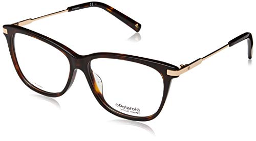 Polaroid Brille (PLD-D353 086) Plastik - Metall dunkel havana - gold