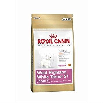 Royal Canin West Highland Weiß Terrier 3kg (Leinsamen-borretsch-Öle)