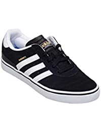 adidas BUSENITZ VULC - Zapatillas deportivas para Hombre, Negro - (NEGRO1/RUNBLA/NEGRO1) 40