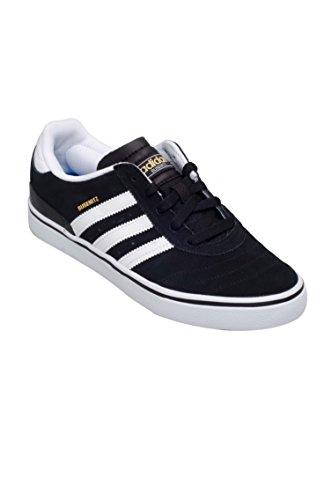Adidas Skateboarding - Chaussures Skateshoes Homme Busenitz Vulc - Taille:one Size NOIR/BLANC/NOIR