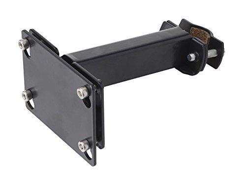 Basil Fahrradkorb Permanent-System II Stemholder Ec Lenkerrohr, Black, One Size