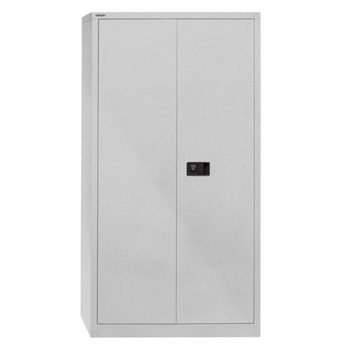 Affordable Bisley E722A03 180 cm Stationery Cupboard – Goose Grey Special