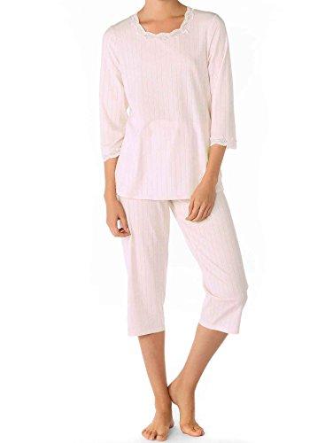 Calida - Ensemble de pyjama - Femme Gris Gris Rose (barely pink)