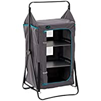 Easy Camp Halton Cupboard, Grey, One Size