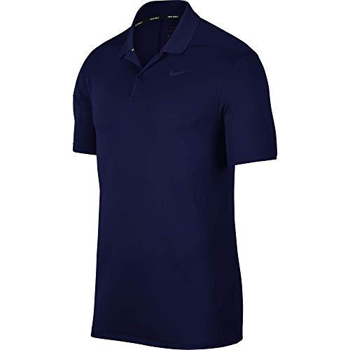 Nike Herren Dri-Fit Victory Poloshirt, Blue Void, XL