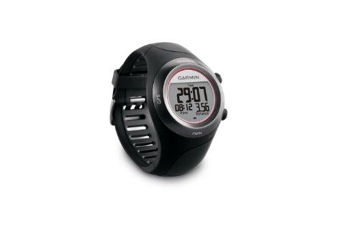 Garmin GPS Laufuhr Forerunner 410 HR – GPS Trainingscomputer inkl. Brustgurt - 5