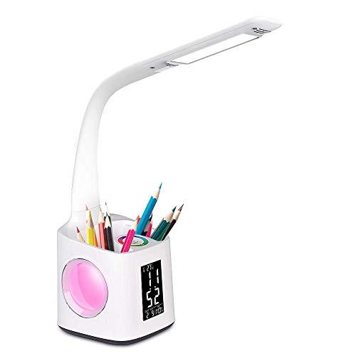 Schreibtischlampen Angemessen Dimmbare Led Schreibtisch Lampe Led Faltbare Helligkeit 5 V Akku Power Schalter Touch Led Tisch Lampe Lampen & Schirme