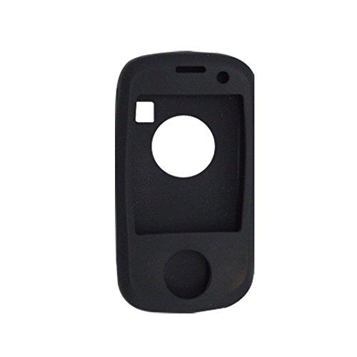 Schwarz Silikon Skin Protector für Dopod HTC P863 / P3651