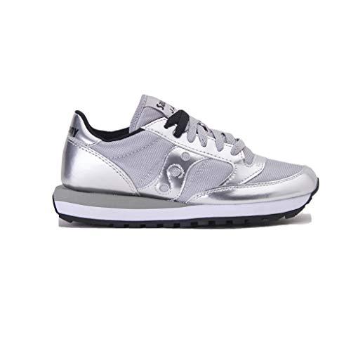 Sneaker Saucony Saucony Zapatillas Bajas Mujer S1044-461 Jazz Original Talla 41 Plata